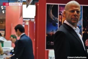 ¿Bruce Willis en FITUR 2012?
